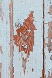 ραγισμένο παλαιό χρώμα Στοκ εικόνες με δικαίωμα ελεύθερης χρήσης