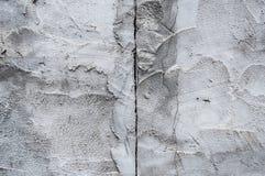 Ραγισμένο υπόβαθρο πατωμάτων τσιμέντου σύστασης τοίχων Στοκ Εικόνα