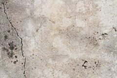 Ραγισμένο υπόβαθρο συμπαγών τοίχων Στοκ εικόνα με δικαίωμα ελεύθερης χρήσης