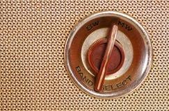 ραδιο αναδρομικός τρύγος Στοκ Εικόνες