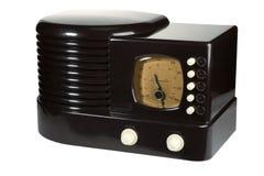 ραδιο αναδρομικός τρύγο&s Στοκ Εικόνα