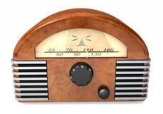 ραδιο αναδρομικός Στοκ φωτογραφίες με δικαίωμα ελεύθερης χρήσης