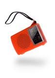 ραδιο αναδρομικός Στοκ Εικόνες