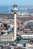 Ραδιο πόλη του Λίβερπουλ Στοκ εικόνα με δικαίωμα ελεύθερης χρήσης