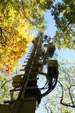 Ραδιο πύργοι ιστών/επικοινωνίας Στοκ φωτογραφία με δικαίωμα ελεύθερης χρήσης