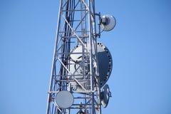 Ραδιο ραδιοφωνική αναμετάδοση Στοκ εικόνες με δικαίωμα ελεύθερης χρήσης
