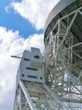 Ραδιο τηλεσκόπιο Στοκ φωτογραφία με δικαίωμα ελεύθερης χρήσης