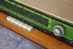 ραδιο τρύγος Στοκ φωτογραφία με δικαίωμα ελεύθερης χρήσης