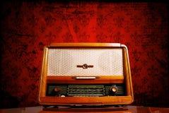 ραδιο τρύγος Στοκ Εικόνα