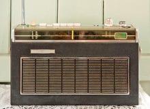 ραδιο τρύγος Στοκ εικόνες με δικαίωμα ελεύθερης χρήσης