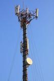 Ραδιο tower02 Στοκ Εικόνες