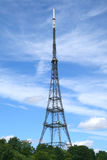 ραδιο TV πύργων Στοκ Φωτογραφίες