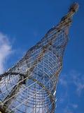 ραδιο TV πύργων hyperboloid Στοκ Εικόνα