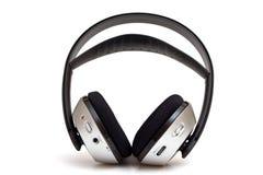 ραδιόφωνο ακουστικών Στοκ εικόνες με δικαίωμα ελεύθερης χρήσης