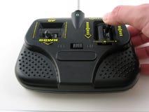 ραδιόφωνο ελέγχου στοκ εικόνες