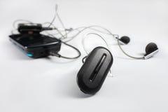 ραδιόφωνο κασκών στοκ εικόνα με δικαίωμα ελεύθερης χρήσης