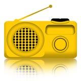 ραδιόφωνο Στοκ Φωτογραφία