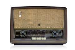Ραδιόφωνο Ratro Στοκ εικόνες με δικαίωμα ελεύθερης χρήσης