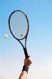 Ρακέτα αντισφαίρισης Στοκ Εικόνα