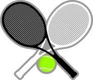 Ρακέτα αντισφαίρισης Στοκ εικόνα με δικαίωμα ελεύθερης χρήσης