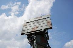 Ραντάρ Antena Στοκ φωτογραφίες με δικαίωμα ελεύθερης χρήσης