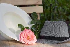 Ραντεβού στον κήπο Στοκ εικόνες με δικαίωμα ελεύθερης χρήσης
