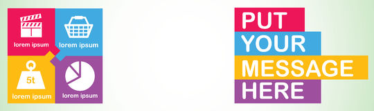 δραστηριότητας καθορισμένο διάνυσμα σειράς ανθρώπων γραφείων μηνυμάτων χαρτονιών λεπτομερές επιχείρηση Στοκ εικόνες με δικαίωμα ελεύθερης χρήσης
