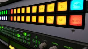 Ραδιοφωνική μετάδοση TV Στοκ εικόνες με δικαίωμα ελεύθερης χρήσης