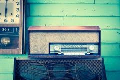 ραδιο αναδρομικός φορέων Στοκ φωτογραφία με δικαίωμα ελεύθερης χρήσης