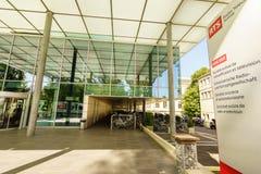Ραδιο Télévision Suisse Στοκ φωτογραφία με δικαίωμα ελεύθερης χρήσης