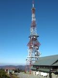 Ραδιόφωνο και πύργος TV Στοκ Εικόνες