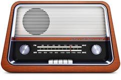 Ραδιόφωνο Στοκ Εικόνα