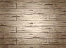 Ρεαλιστική άνευ ραφής σύσταση των ξύλινων, ξύλινων σανίδων Σχέδιο έννοιας για το σχέδιο Ιστού Σύσταση χρήσης άνευ ραφής σύνολο αν Στοκ Εικόνα