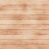 Ρεαλιστική ξύλινη σύσταση με τους πίνακες. διανυσματική απεικόνιση