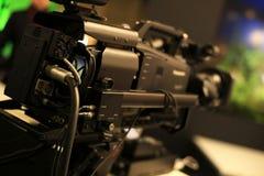 ρεαλιστικό διανυσματικό βίντεο απεικόνισης φωτογραφικών μηχανών Στοκ Εικόνες