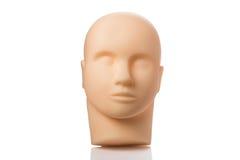 Ρεαλιστικό κεφάλι μανεκέν Στοκ εικόνα με δικαίωμα ελεύθερης χρήσης