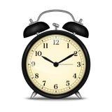 Ρεαλιστικό ξυπνητήρι Στοκ εικόνες με δικαίωμα ελεύθερης χρήσης