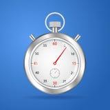 Ρεαλιστικό χρονόμετρο με διακόπτη χρονομέτρων χρονομέτρων με διακόπτη Στοκ Φωτογραφίες