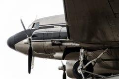 Ρεύμα-3 αεροπλάνο Στοκ Φωτογραφία