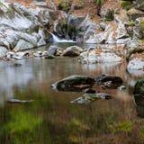 Ρεύμα βουνών Στοκ εικόνα με δικαίωμα ελεύθερης χρήσης