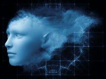 Ρεύμα μυαλού Στοκ φωτογραφίες με δικαίωμα ελεύθερης χρήσης