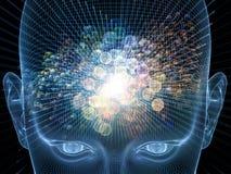 Ρεύμα μυαλού Στοκ φωτογραφία με δικαίωμα ελεύθερης χρήσης