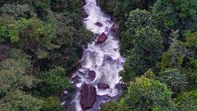 Ρεύμα ποταμών στη ζούγκλα Στοκ φωτογραφία με δικαίωμα ελεύθερης χρήσης