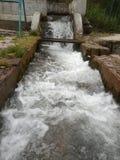 Ρεύμα του νερού Στοκ εικόνες με δικαίωμα ελεύθερης χρήσης