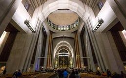 Ρητορική Αγίου Joseph ` s, Μόντρεαλ, Κεμπέκ, Καναδάς Στοκ φωτογραφία με δικαίωμα ελεύθερης χρήσης
