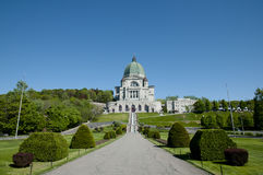 Ρητορική του ST Joseph - Μόντρεαλ - Καναδάς Στοκ Εικόνες
