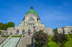 Ρητορική του ST Joseph στο Μόντρεαλ Στοκ Φωτογραφία