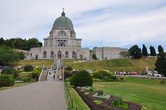 Ρητορική του ST Joseph στο υποστήριγμα βασιλικό στο Μόντρεαλ Στοκ εικόνες με δικαίωμα ελεύθερης χρήσης