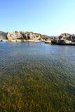 Ρηχή θάλασσα Στοκ Εικόνα