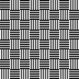 Ριγωτά τετράγωνα Στοκ εικόνες με δικαίωμα ελεύθερης χρήσης